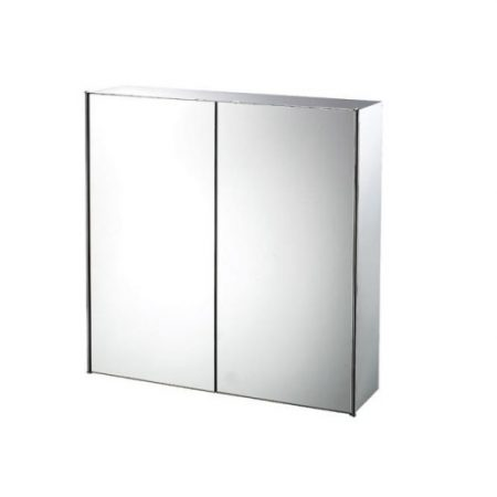 stainless steel mirror cabinets