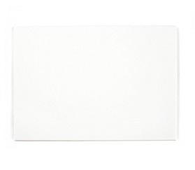 20x30 white wall