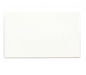 30x60 white wall
