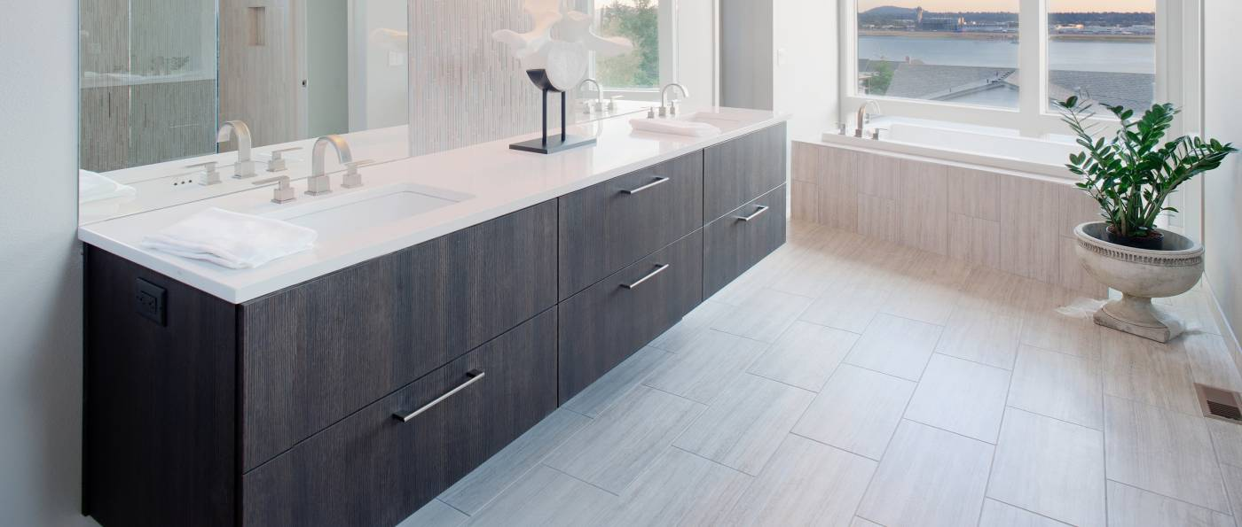 Home builders discount warehouse for Bathroom cabinets builders warehouse