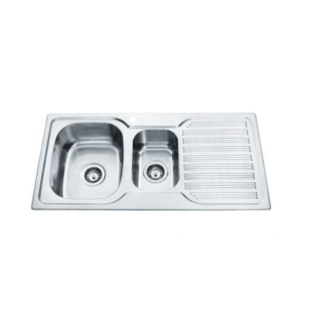 One & Half Bowl Sinks - Search By Type