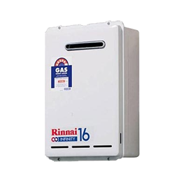 infinity 26 gas hot water system
