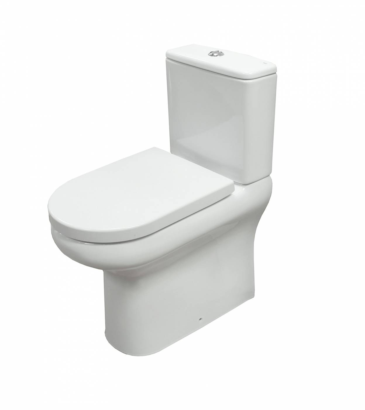 Compact Back To Wall Toilet - Extra Height | Builders Discount Warehouse