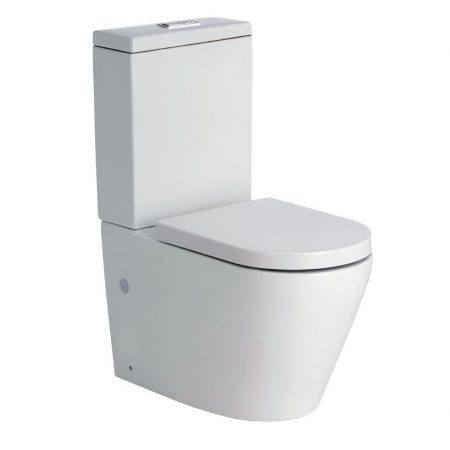 lambada back to wall toilet
