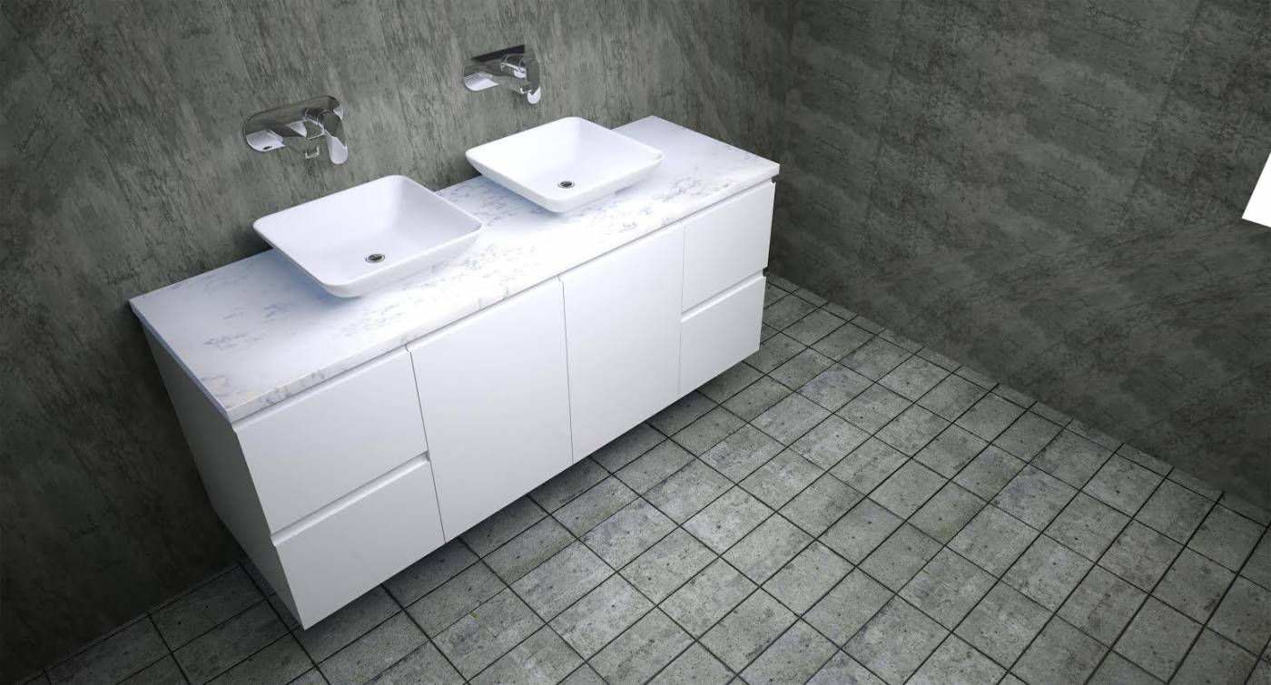 Custom 30 custom bathroom vanities wollongong design for Bathroom warehouse