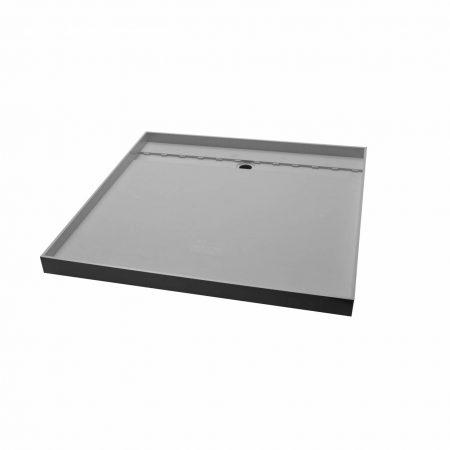 tile trays long grate