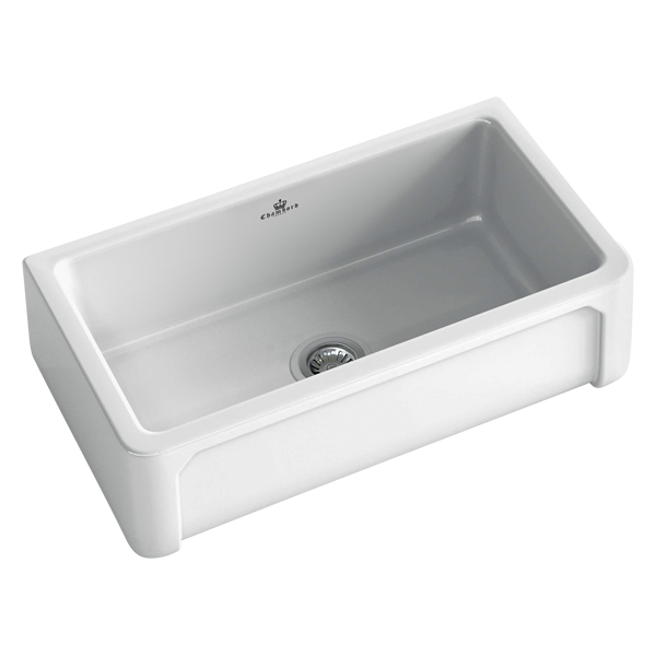 Chambord Large Single Bowl Butler Sink 797x470x220mm Builders
