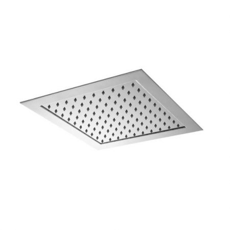 soffitto square flush mount ceiling shower builders