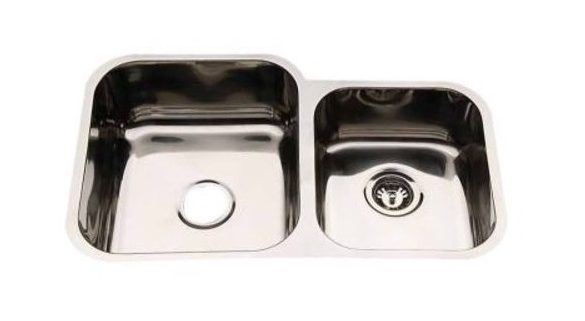 one & three quarter bowl sinks