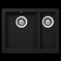 Abey Schock Quadro 1 & 1/4 Bowl (550x430mm)