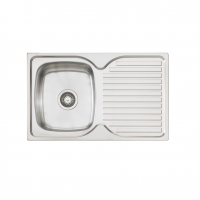 Oliveri Endeavour Single Bowl Sink (770x480mm)
