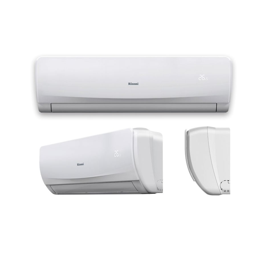 Rinnai 7kW Air Con | Inverter Split System Reverse Cycle