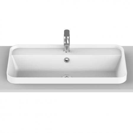 miya semi-inset basin 750